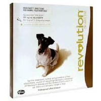 Revolution For Dogs - Total Control Brown 3 PK